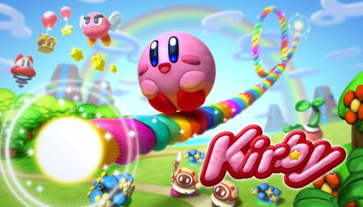 PR: Experience Kirby's Most Clay-Ful Adventure Yet in Kirby and the Rainbow Curse