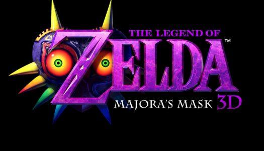 Video: The Legend of Zelda: Majora's Mask 3D NA commercial