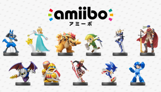 Super Smash Bros. 3DS will soon receive Amiibo support