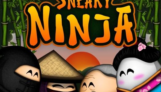 Kickstarter: Sneaky Ninja – A 2D stealth platformer