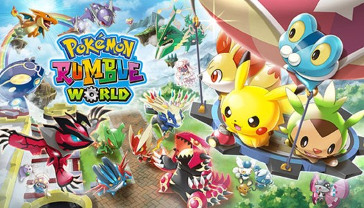 Review: Pokemon Rumble World – Physical Edition