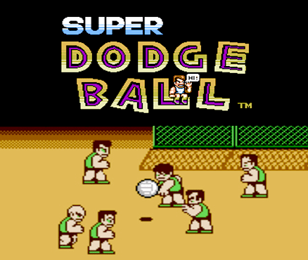 Super Dodge Ball image