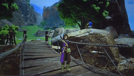 First Dragon Quest XI Screenshots Released
