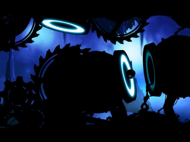 Badland night