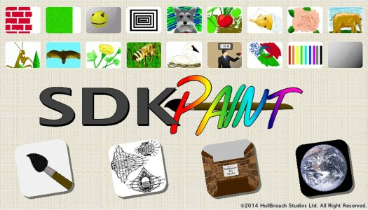 New Update Available for SDK Paint (WiiU)