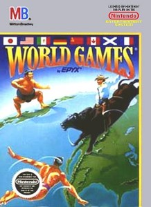 World Games - box