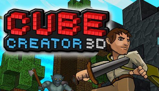 Cube Creator 3D: Update 1.1 Info