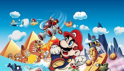 Video: Retro Mario 3DS HOME Theme