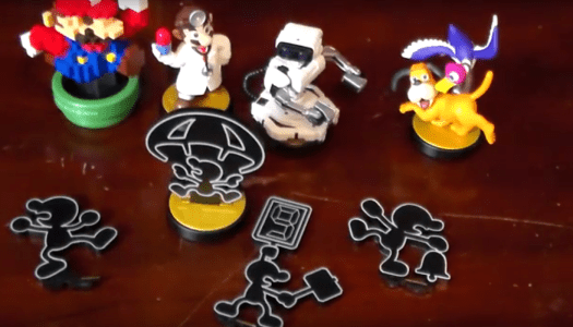 Alex's Amiibo Unboxing Episode 6 – Retro Amiibo!