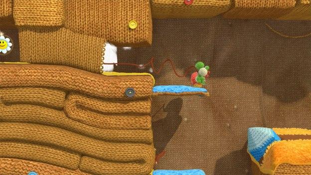 Yoshi's Woolly World - thread