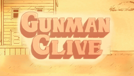 Gunman Clive returns on the Gameboy