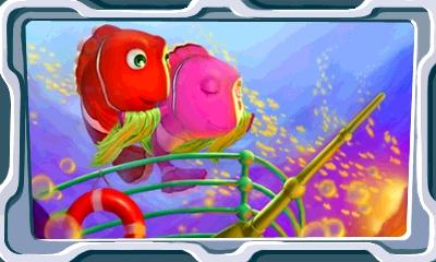 Ocean Runner - unlockable comic