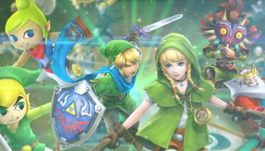 Review: Hyrule Warriors Legends (3DS)