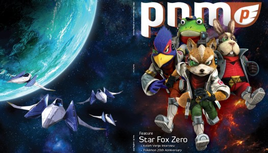 Pure Nintendo Magazine Reveals the Cover of Issue 28 (Apr/May), Available Now!