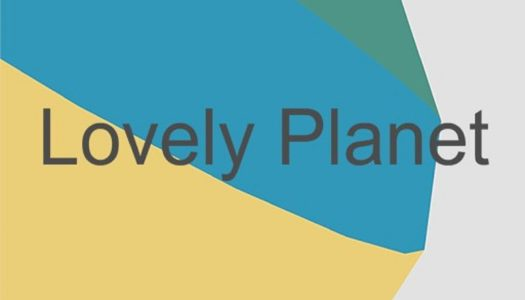 Review: Lovely Planet (Wii U eShop)