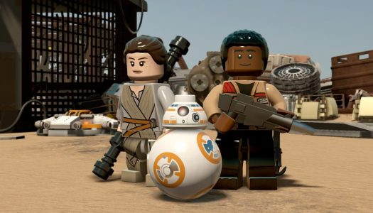 Video: LEGO Star Wars: The Force Awakens – Finn Character Vignette