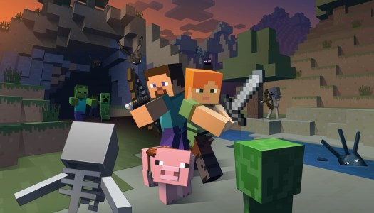 PR: Two Beloved Video Game Franchises Collide in the Super Mario Mash-Up Pack for Minecraft