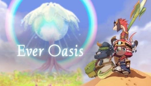 Nintendo Download June 22, 2017 – Ever Oasis, RPG Maker Fes, Oceanhorn