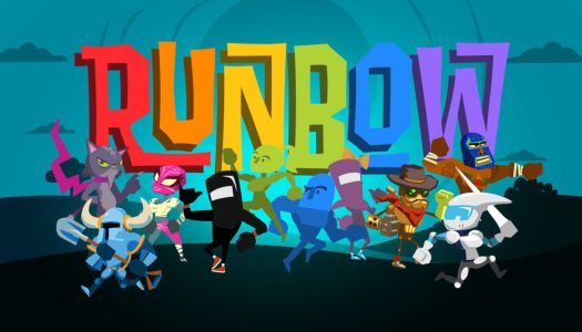 Review: Runbow (Nintendo Switch)