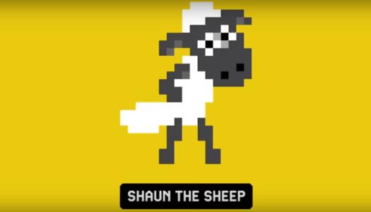 Shaun the Sheep joining Super Mario Maker