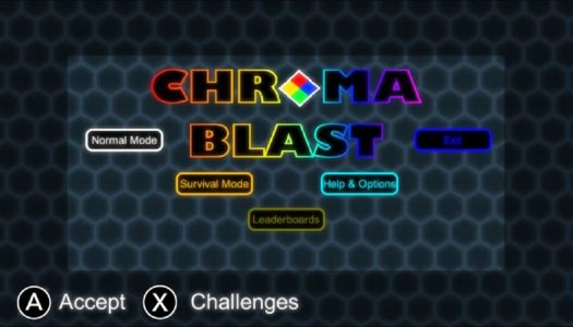 Review: Chroma Blast (Wii U eShop)