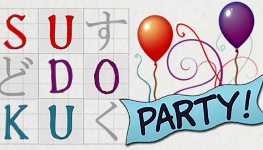Mini-Review: Sudoku Party (Wii U & 3DS)