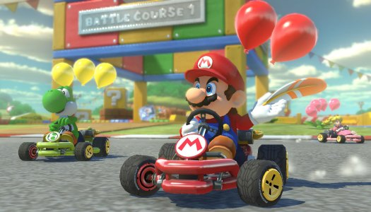 Japan's sales charts for May 8 to May 14 2017: Mario Kart 8 stays in the lead