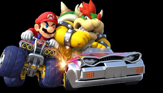 Review: Mario Kart 8 Deluxe (Nintendo Switch)