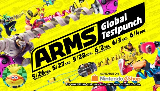 Dates For The ARMS Global TestPunch Demo Announced