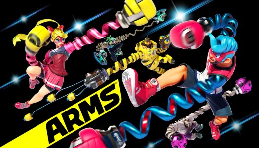 ARMS Preview Part 2: Ribbon Girl and Twintelle