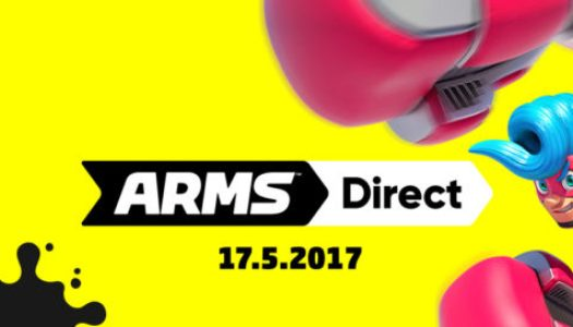 Nintendo Direct for ARMS will air on May 17
