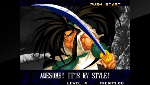 Review: ACA NEOGEO Samurai Shodown IV (Nintendo Switch)