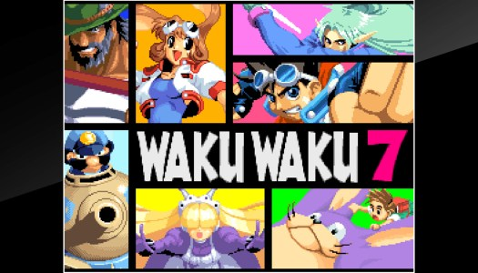 Review: ACA NEOGEO Waku Waku 7 (Nintendo Switch)