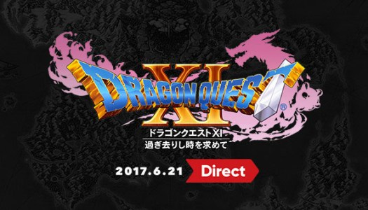 There's a Dragon Quest XI Nintendo Direct happening in Japan tomorrow