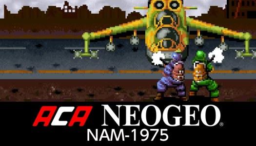 Review: ACA NEOGEO NAM-1975 (Nintendo Switch)