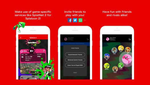 Nintendo Switch Online app is now available for download on iOS and Android