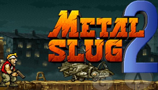 Review: ACA NeoGeo Metal Slug 2 (Nintendo Switch)