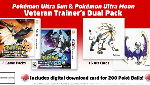 PR: Special Edition Details for Fire Emblem Warriors and Pokémon Ultra Sun / Moon Dual Pack