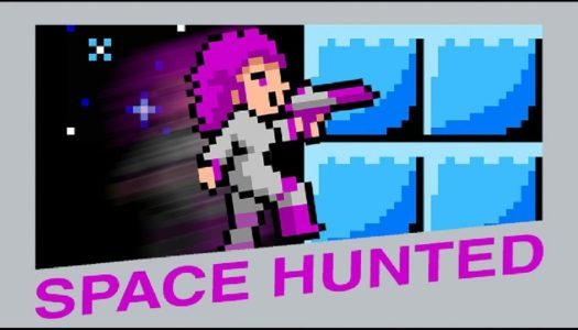 Review: Space Hunted (Wii U eShop)