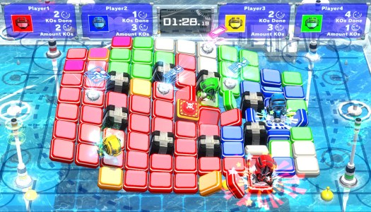 Nintendo Download August 10, 2017 – Flip Wars, Sonic Mania