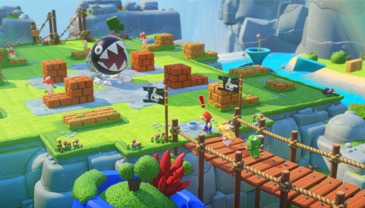 Nintendo Download August 24, 2017 – Mario + Rabbids (Aug. 29), forma.8