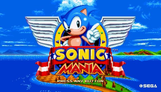 Review: Sonic  Mania (Nintendo Switch)