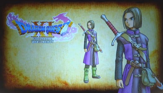 Japan's sales charts for Aug 14 to Aug 20 2017: Dragon Quest XI for 3DS stays on top