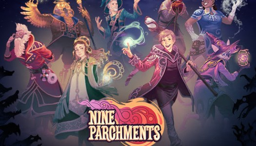 Frozenbyte's Nine Parchments coming to Nintendo Switch Holiday 2017