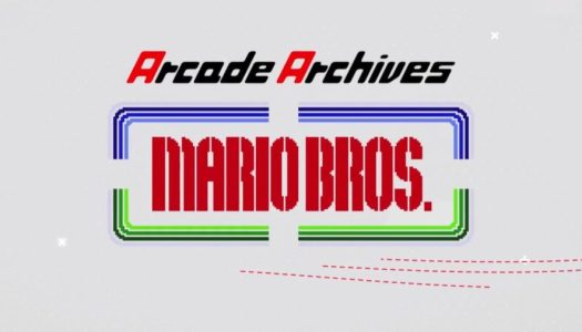 Mario Bros. And More Arcade Classics Coming to Switch