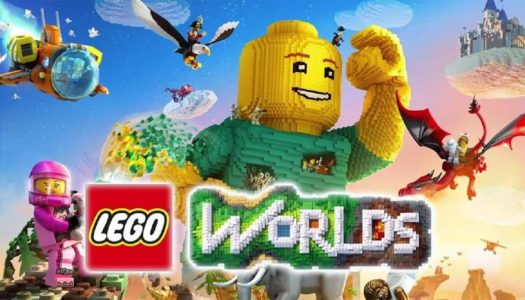 Review: LEGO Worlds (Nintendo Switch)