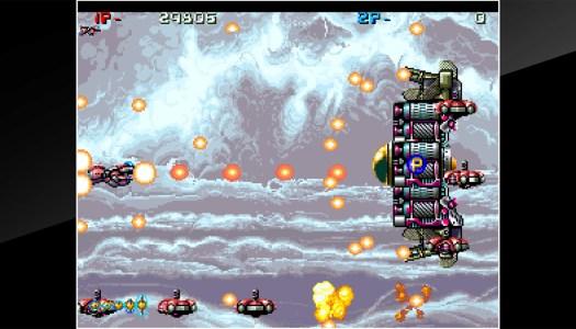 Review: ACA NEOGEO Zed Blade (Nintendo Switch)