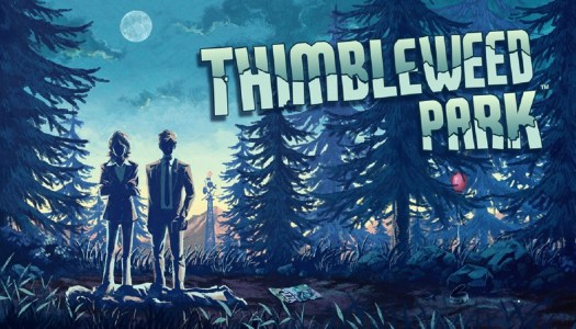 Review: Thimbleweed Park (Nintendo Switch)
