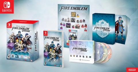 Nintendo provides more detail on the Fire Emblem Warriors DLC packs