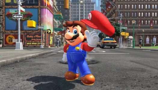 Super Mario Odyssey's compact file size has been revealed